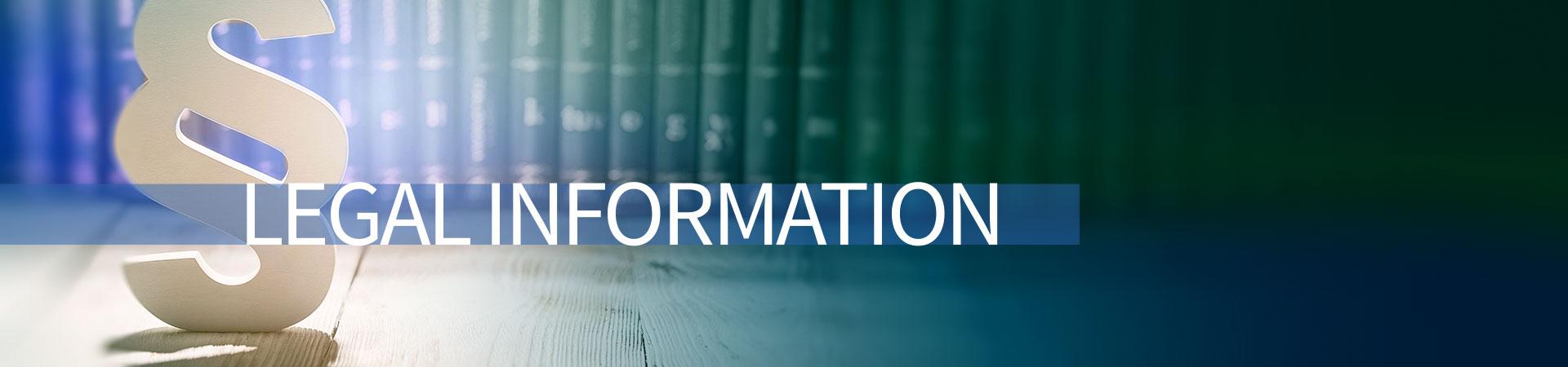 Legal-information